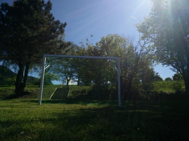 Fußball am Jugendzeltplatz Turnersee